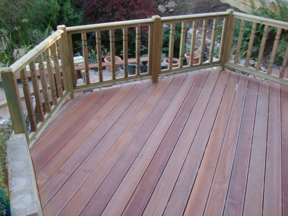 Decking and Balustrading 27
