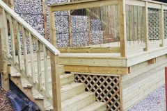 Decking and Balustrading 1
