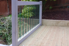 Decking and Balustrading 10