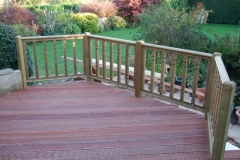 Decking and Balustrading 16