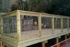 Decking and Balustrading 2