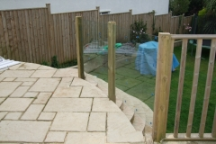 Decking and Balustrading 21