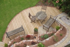 Decking and Balustrading 24