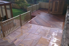 Decking and Balustrading 8