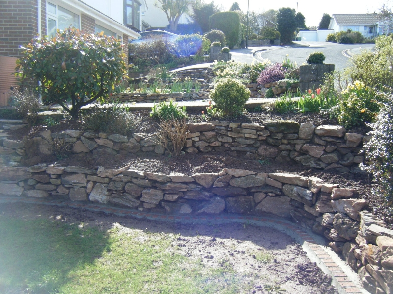 Drystone Walling 10