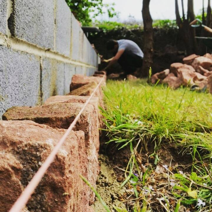 Drystone Walling 4