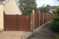 Fencing and Gates 8