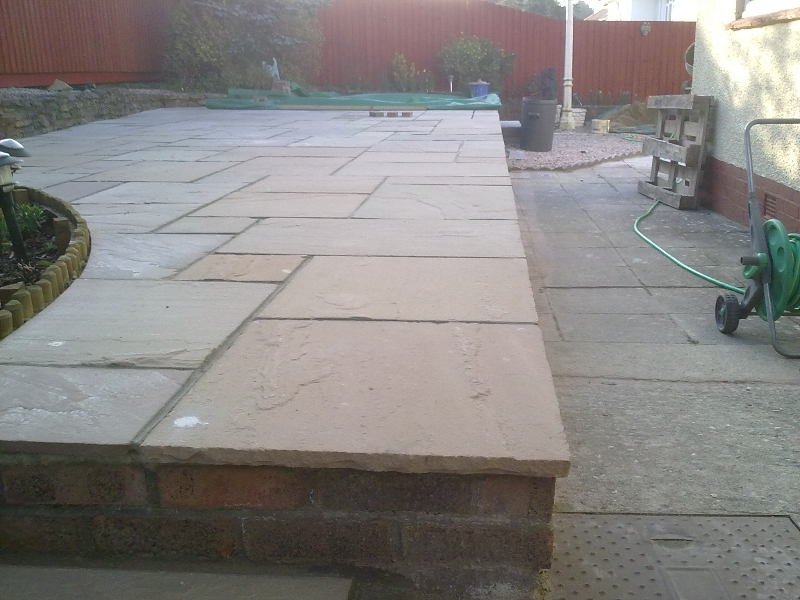 Paving and Patios 9
